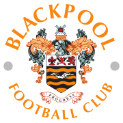 Blackpool team logo