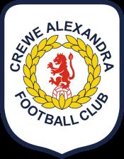 Crewe team logo