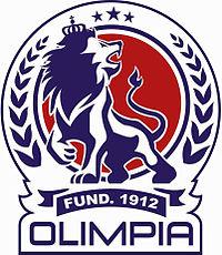 CD Olimpia team logo