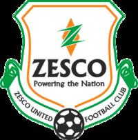 Zesco United FC team logo