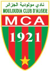 MC Alger team logo