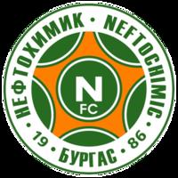 Neftochimic Burgas team logo
