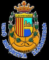 Llagostera team logo