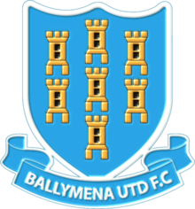 Ballymena United team logo