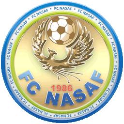 Nasaf Qarshi team logo