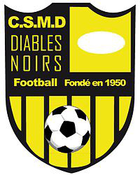 Diables Noirs team logo