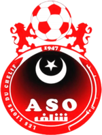 ASO Chlef team logo