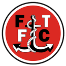 Fleetwood Town team logo