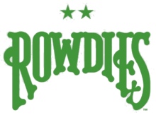 Tampa Bay Rowdies team logo