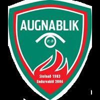Augnablik team logo