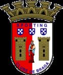 SC Braga B team logo