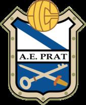 AE Prat team logo