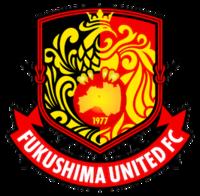Fukushima United team logo
