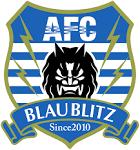 Blaublitz Akita team logo