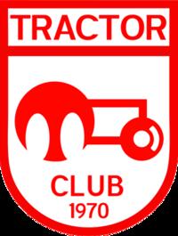 Tractor Sazi team logo