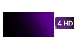 beIN Sports 4 / HD tv logo
