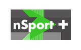 nSport+ / HD tv logo