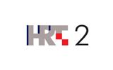 HRT 2 / HD tv logo