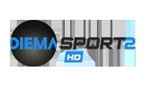 Diema Sport 2 / HD tv logo