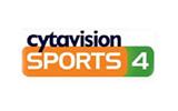 Cytavision Sports 4 tv logo