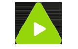 Kanal A / HD tv logo