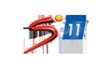 SuperSport 11 tv logo