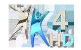 Sport 4 / HD tv logo