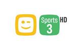 Play Sports 3 HD tv logo