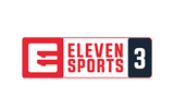 Eleven Sports 3 HD tv logo