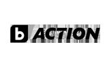 bTV Action / HD tv logo