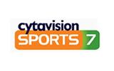 Cytavision Sports 7 tv logo