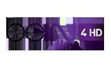 beIN Sports Max 4 / HD tv logo