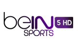 beIN Sports Mena 5 HD tv logo