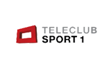 Teleclub Sport 1 / HD tv logo