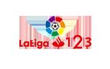 LaLiga 1 2 3 TV / HD tv logo