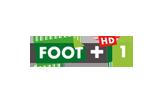 Foot+ Multisports 1 / HD tv logo
