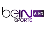 beIN Sports Mena 6 HD tv logo