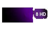beIN Sports Mena 8 HD tv logo