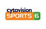 Cytavision Sports 6 tv logo
