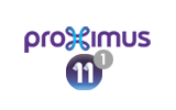 Proximus 11 01 / HD tv logo