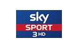 Sky Sport 3 / HD tv logo