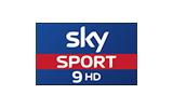 Sky Sport 9 / HD tv logo