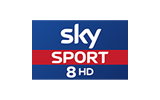 Sky Sport 8 / HD tv logo