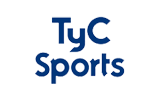 TyC Sports / HD tv logo