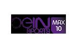 beIN Sports Max 10 / HD tv logo