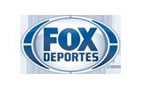 Fox Deportes / HD tv logo