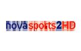 NovaSports 2 / HD tv logo