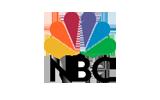 NBC / HD tv logo