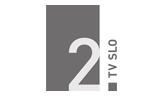 TV Slovenija 2 / HD tv logo