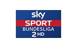 Sky Sport Bundesliga 2 / HD tv logo